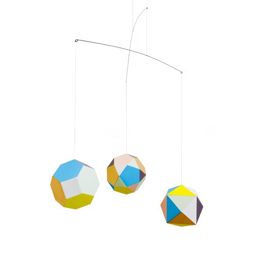 DwellStudio Polygon Mobile