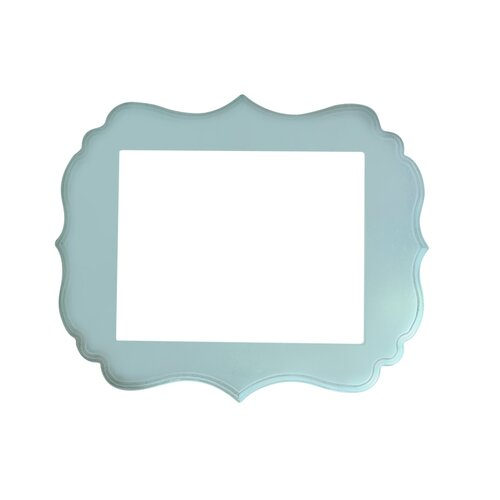 DwellStudio Ornate Mist Frame