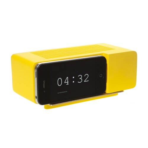 DwellStudio Retro Lemon iPhone Dock