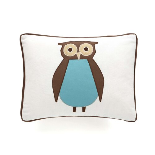 DwellStudio Owls Boudoir Pillow