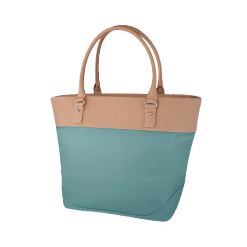 DwellStudio Hudson Teal Diaper Bag