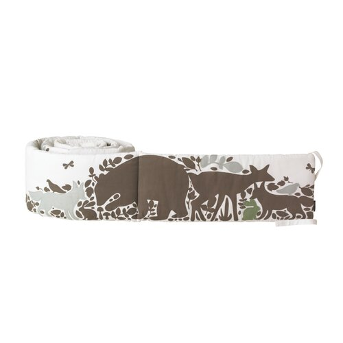DwellStudio Woodland Tumble Bumper