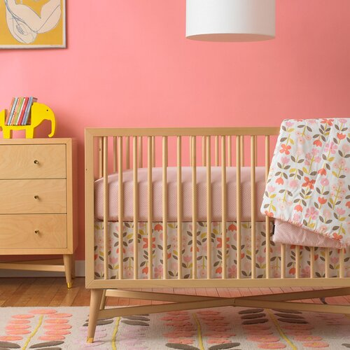 DwellStudio Mid-Century Natural Crib
