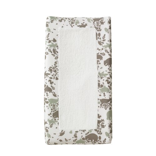 DwellStudio Woodland Tumble Changing Pad Cover