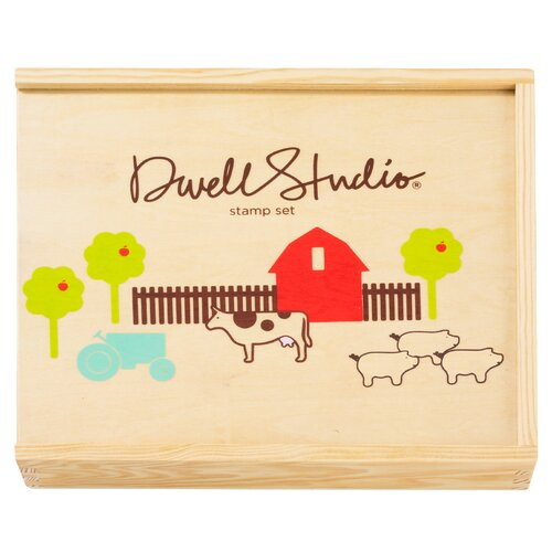 DwellStudio Farm Stamp Set