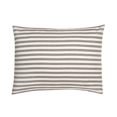 DwellStudio Draper Stripe Ash French Back Case (Set of 2)