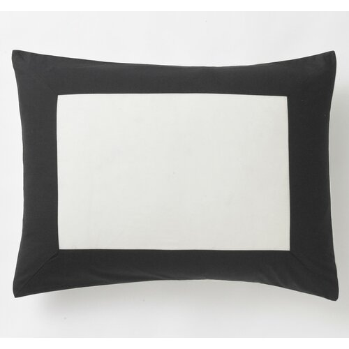 DwellStudio Modern Border Ink Sham Pair