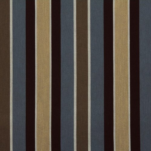 DwellStudio Shifted Stripe Fabric - Mineral