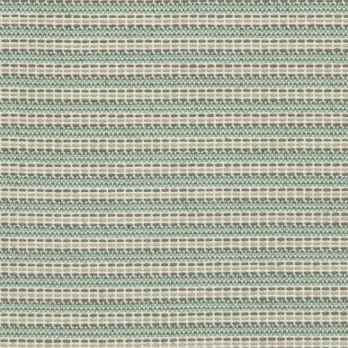 DwellStudio Dash Stripe Fabric - Aquamarine
