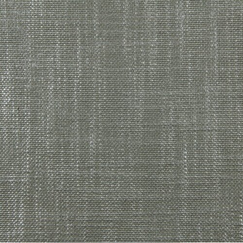 DwellStudio Glazed Linen Fabric - Steel