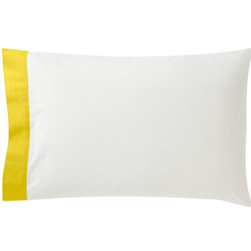 DwellStudio Modern Border Citrine Pillowcase (Set of 2)