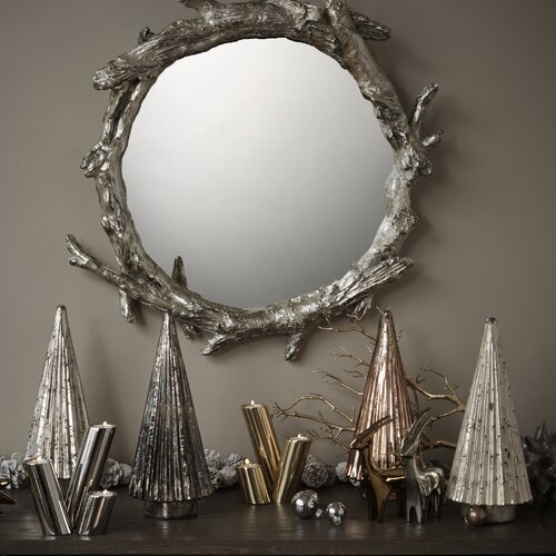 DwellStudio Metallic Mercury Glass Tree - SOLD OUT
