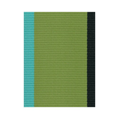 DwellStudio Lazy Cabana Fabric - Turquoise