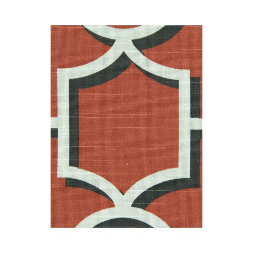 DwellStudio Vreeland Fabric - Persimmon