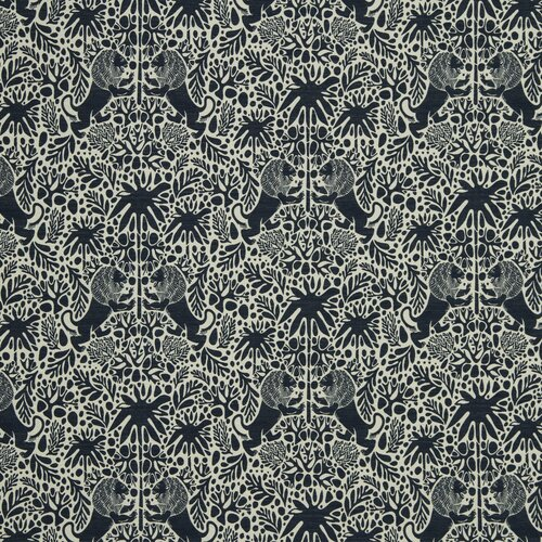 DwellStudio Kings Walk Fabric - Ultramarine