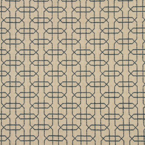 DwellStudio Ardmore Fabric - Midnight