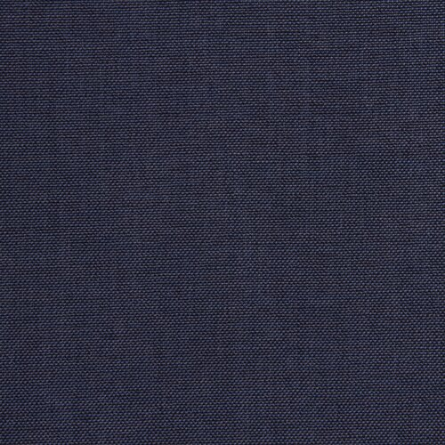 DwellStudio Duotone Linen Fabric - Navy