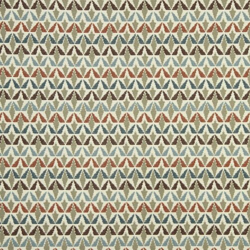 DwellStudio Grassland Fabric - Copper