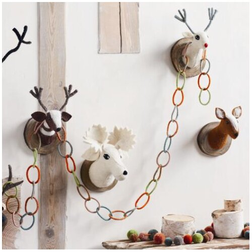 DwellStudio Multicolor Garland