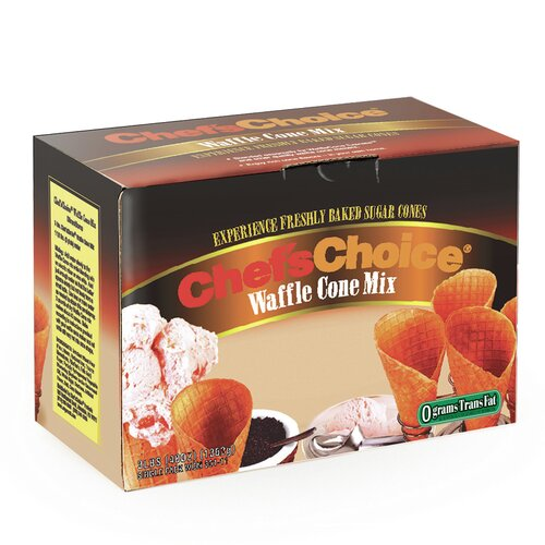 Chef's Choice Gourmet Waffle Cone Mix