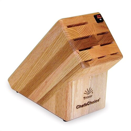 Chef's Choice Trizor Professional 9 Slot Knife Block