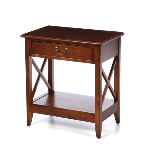 Eiffel 1 Drawer Nightstand