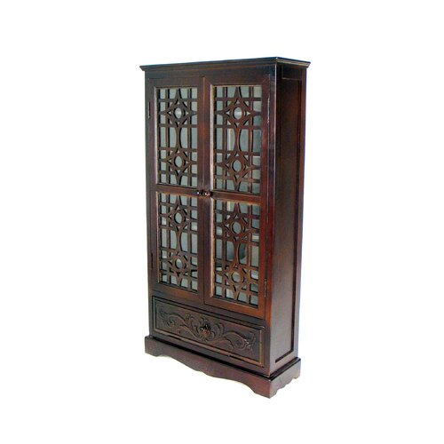 Gothic Gates CD Multimedia Cabinet