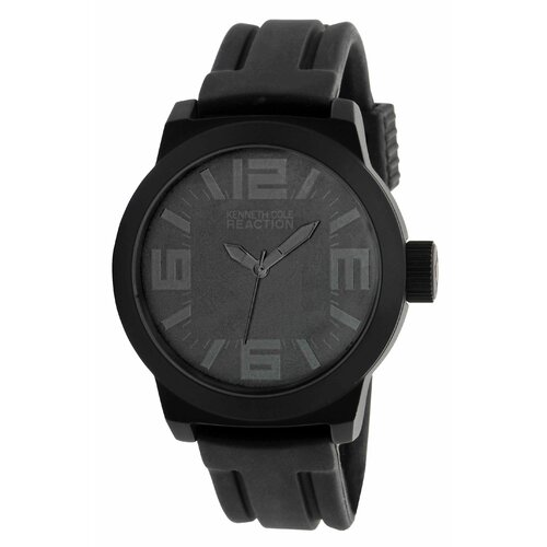 Kenneth Cole Reaction Men's Straps Watch in Black