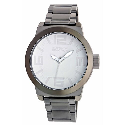 Kenneth Cole Reaction Men's Bracelet Watch in White
