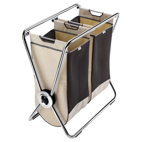 simplehuman Double Laundry Hamper