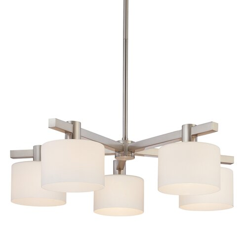 Milano 5 Light Pendant