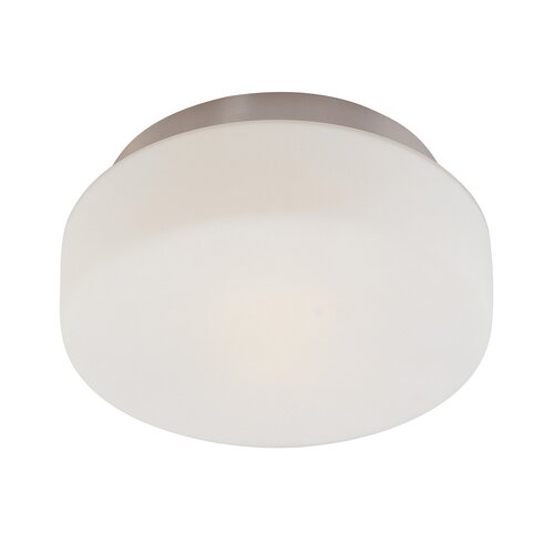 Sonneman Pan 2 Light Flush Mount