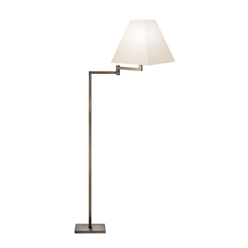 Sonneman Square 1 Light Floor Lamp