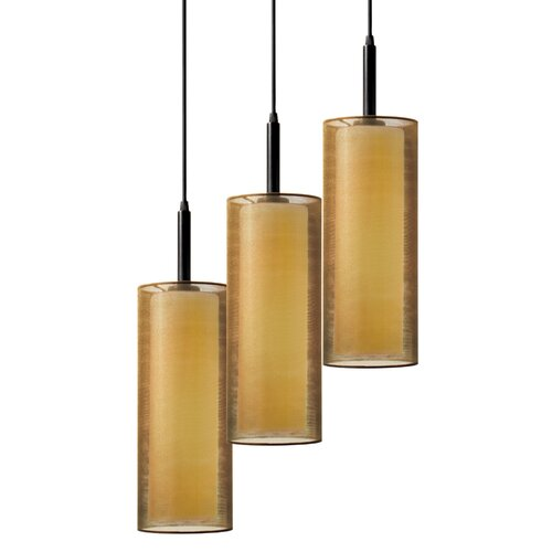 Sonneman Puri 3 Light Pendant