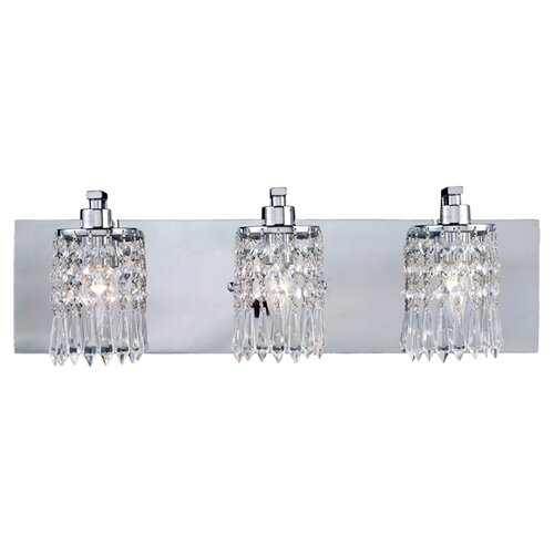Elk Lighting Optix 3 Light Bathroom Vanity Light