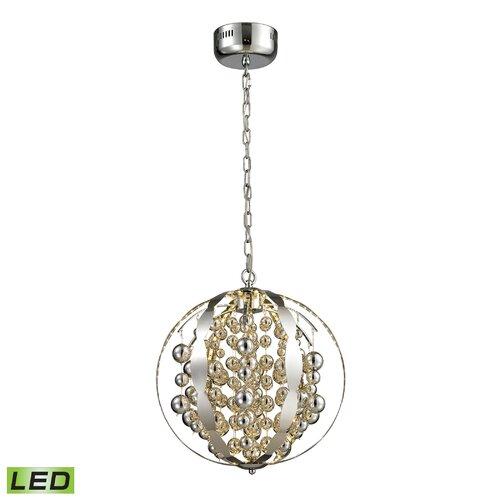 Light Cylinders Globe Pendant
