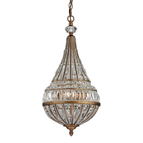 Empire 3 Light Pendant