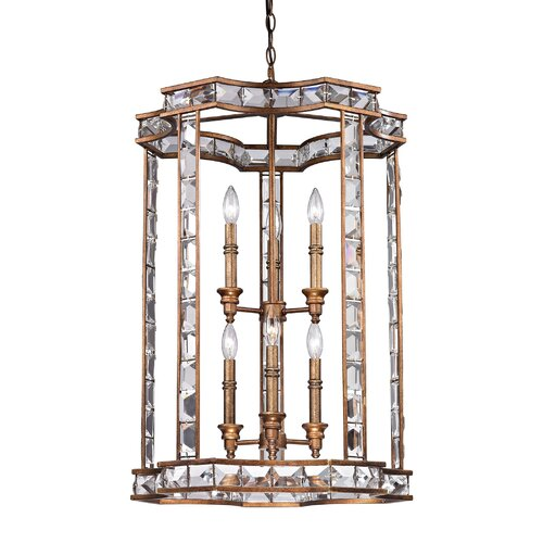 Montclare 6 Light Foyer Pendant