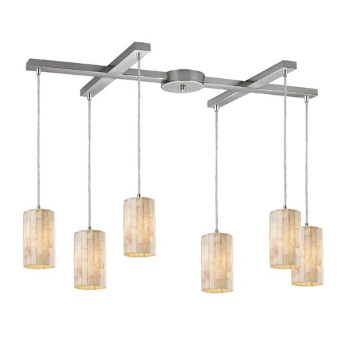 Coletta 6 Light Pendant