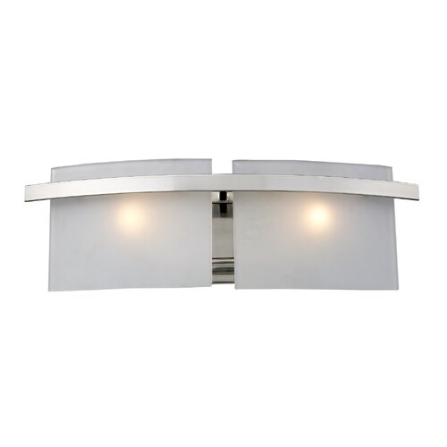 Elk Lighting Briston 2 Light Bathroom Vanity Light