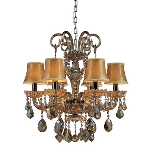 Julianne 6 Light Chandelier