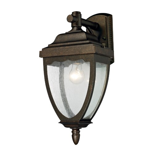 Elk Lighting Vuelta 1 Light Outdoor Wall Sconce