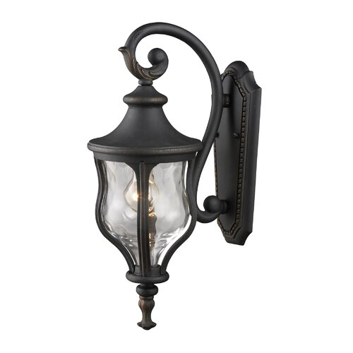 Elk Lighting Grand Aisle 1 Light Mini Outdoor Wall Lantern