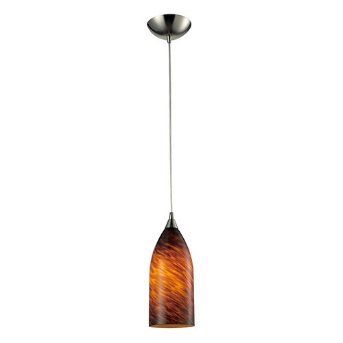 Elk Lighting Verona 1 Light Mini Pendant