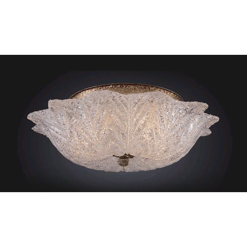 "Elk Lighting Providence 16"" 2 Light Flush Mount"