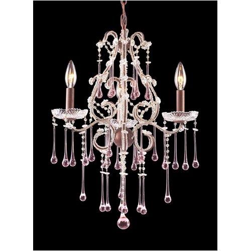 Elk lighting opulence 3 light mini candle chandelier aloadofball Choice Image
