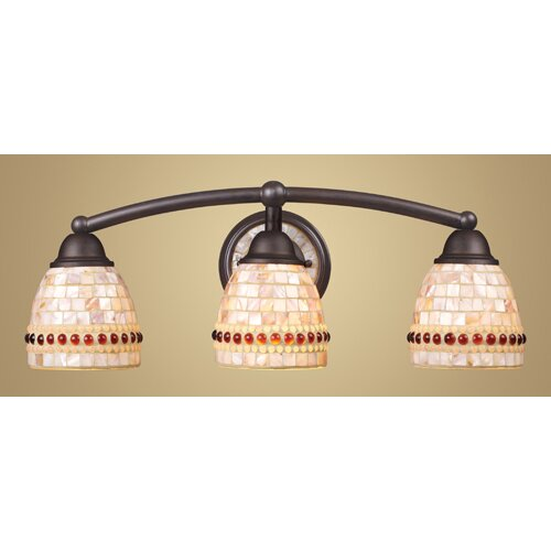 Elk Lighting Roxana 3 Light Vanity Light