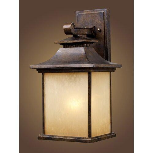 Elk Lighting San Gabriel 1 Light Outdoor Wall Lantern