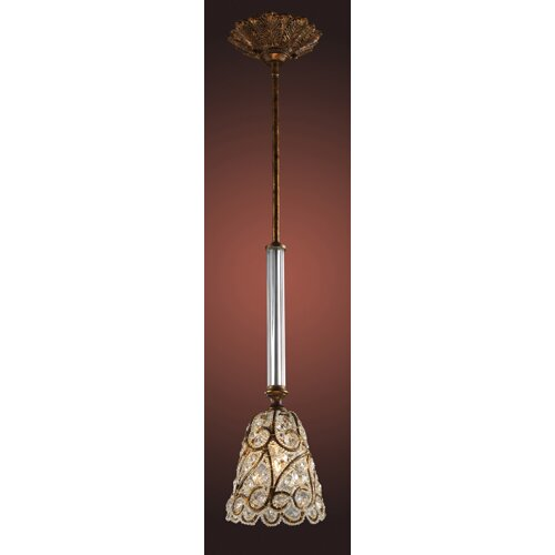 Elk Lighting Segovia 1 Light Pendant