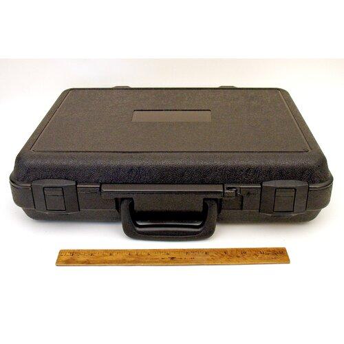 Platt Blow Molded Case in Black: 13 x 18 x 4.25